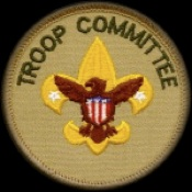 troop committee patch