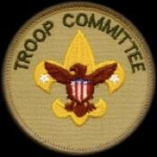 troop committee patch