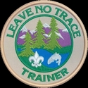 leave no trace traner badge