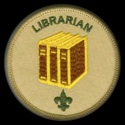 librarian badge
